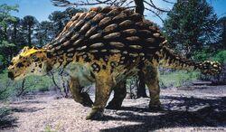 Ankylosaurus image