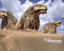Скутозавр BBC