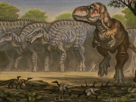 Ancient animals Dinosaurs Painting Art 536381 2048x1536