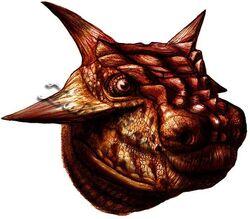Минотаврозавр 3