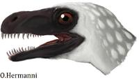 Ornitholestes by kakureryoshix-d9uw1yk