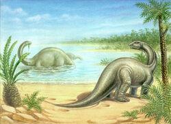 Апатозавр4