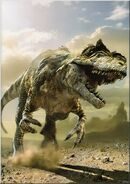 Тираннозавр 7