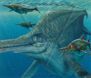 Icthyosaurs