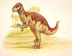 Камптозавр3