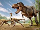 Тираннозавроиды