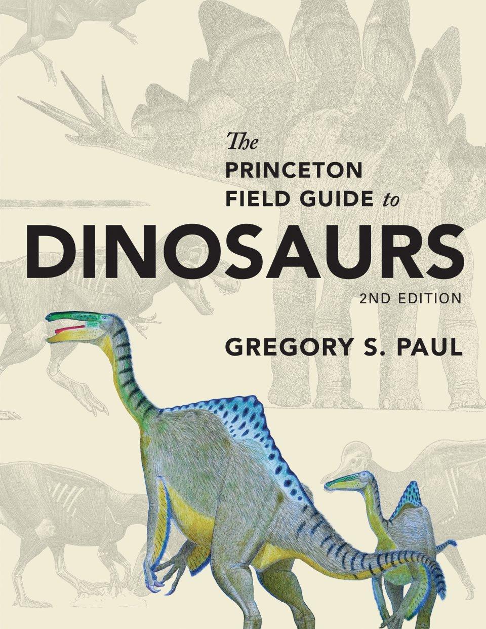 Принстонский справочник динозавров Вымершие животные border=