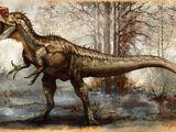 Монолофозавр