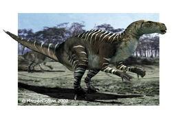 Iguanodon image