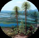 Мезозой лого