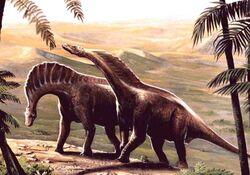 Amargasaurus image