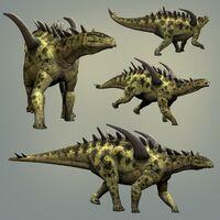 Гигантспинозавр 2