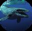 Mosasaurus logo
