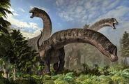 Titanosaurus big