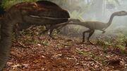 When Dinosaurs Roamed America Megapnosaurus