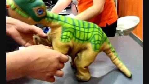 PLEO Живые динозавры