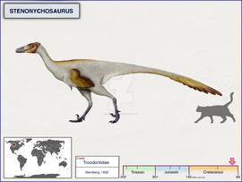 Stenonychosaurus by cisiopurple-dcwhd2a