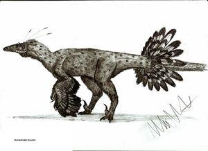 Paronychodon lacustris by teratophoneus-d4whufx 6449