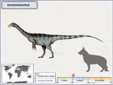 Эшанозавр