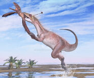 Dracoraptor by paleoguy-d9t7mfv