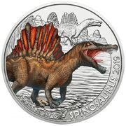 Спинозавр в Австрии