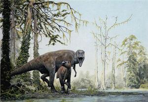 Альбертозавр6
