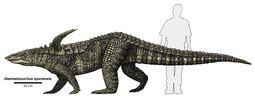 Desmatosuchus spurensis
