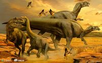 Dinosaurus cg