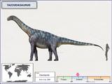 Тазудазавр