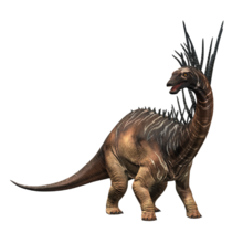 JWA PressKit Bajadasaurus