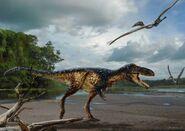 Алектрозавр6