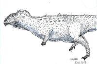 Ozraptor subotaii remake by rajaharimau98-d5qn5rv 0fc4
