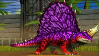 JWTG Dimetrodon
