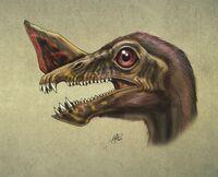 Raeticodactylus filisurensis by malvit