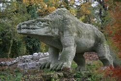 Megalosaurus Crystal Palace