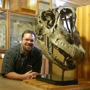 Brachiosaurus skull 01