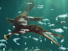 Мезозавр 3