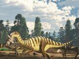 Галлеонозавр