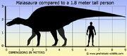 Maiasaura-size
