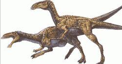 Велоцизавр 4