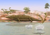 Мастодонзавр 2