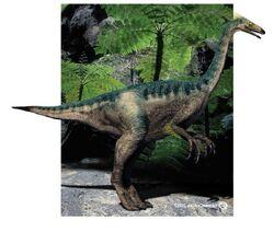 Alxasaurus-3 580b