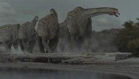 Доисторический парк серия 3