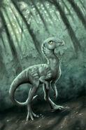 Leaellynasaura by sheil