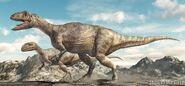 Yangchuanosaurus 4