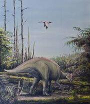 Ниппонозавр 8