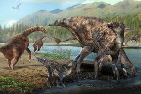 Гадрозавр5