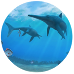 Ichthyosaurus logo