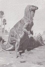 Iguanodon, 1962 Neave Parker
