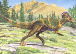 86-Динозавр